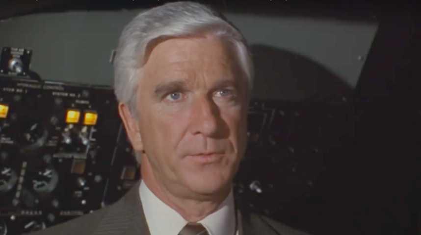 Y a-t-il un pilote dans l'avion ? - Bande annonce 1 - VO - (1980)