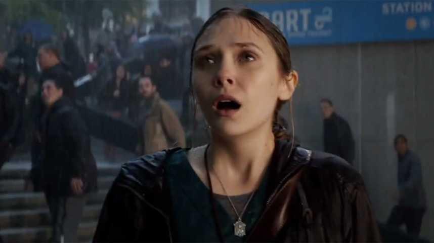 Godzilla - Bande annonce 1 - VO - (2014)