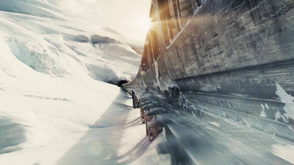 Snowpiercer, Le Transperceneige - bande annonce - (2013)