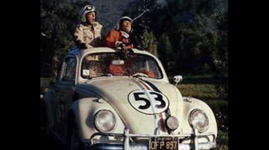 La Coccinelle à Monte-Carlo - bande annonce - VO - (1978)
