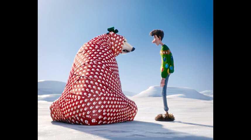 Mission : Noël Les aventures de la famille Noël - Bande annonce 9 - VF - (2011)