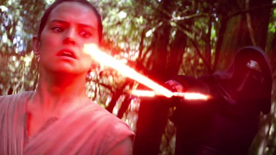 Star Wars - Le Réveil de la Force - bande annonce 7 - VOST - (2015)
