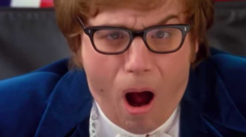 Austin Powers - Bande annonce 1 - VF - (1997)
