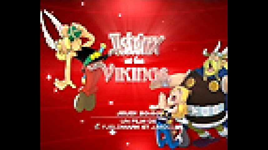 Astérix et les Vikings - bande annonce 2 - (2006)