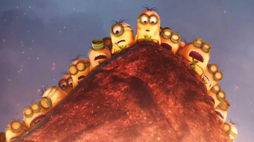 Les Minions - Bande annonce 2 - VO - (2015)