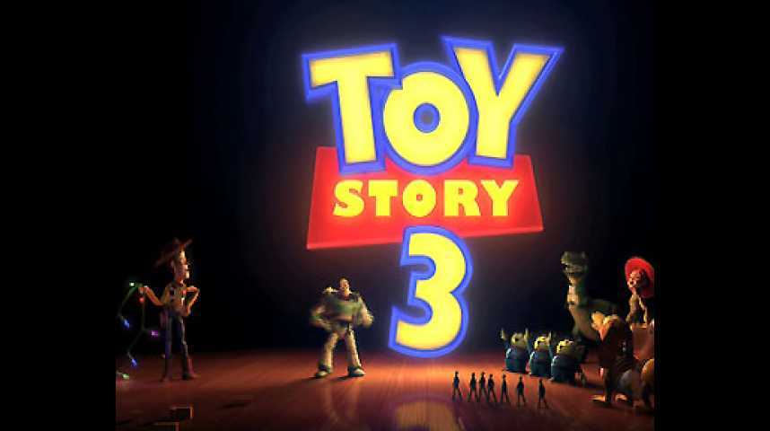 Toy Story - Teaser 3 - VO - (1995)