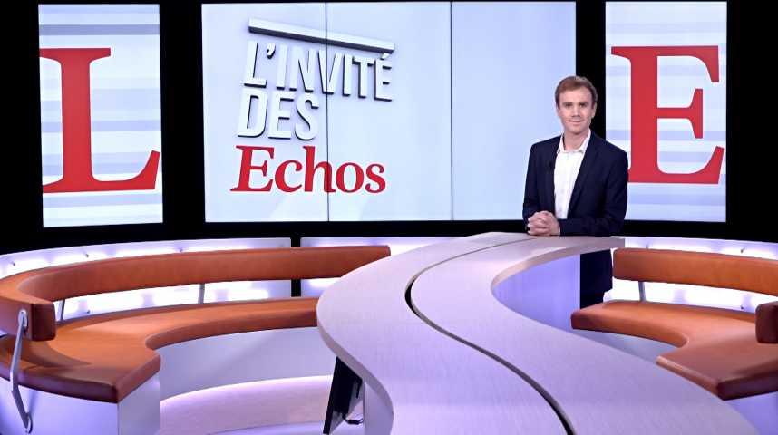Illustration pour la vidéo Les Echos se renforcent dans la vidéo avec un nouveau studio TV