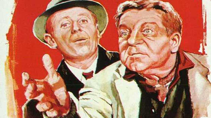 La Traversée de Paris - bande annonce - (1956)