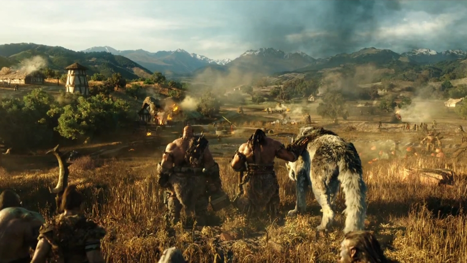 Warcraft : Le commencement - teaser - VO - (2016)
