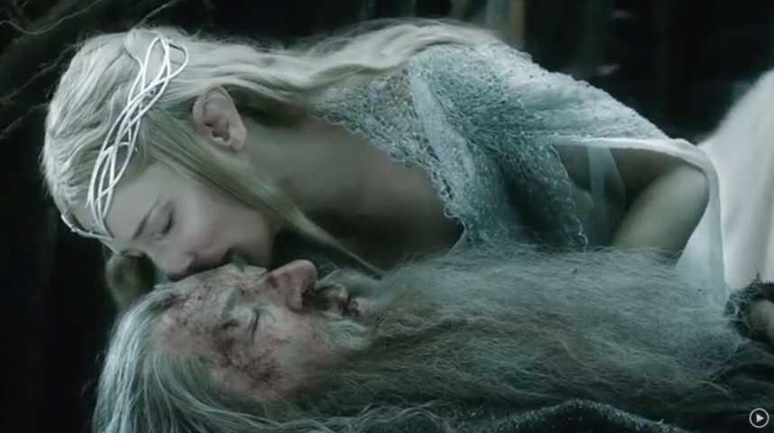 Le Hobbit : la Bataille des Cinq Armées - Bande annonce 3 - VF - (2014)