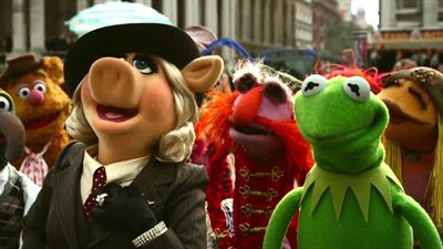 Muppets most wanted - bande annonce - VO - (2014)