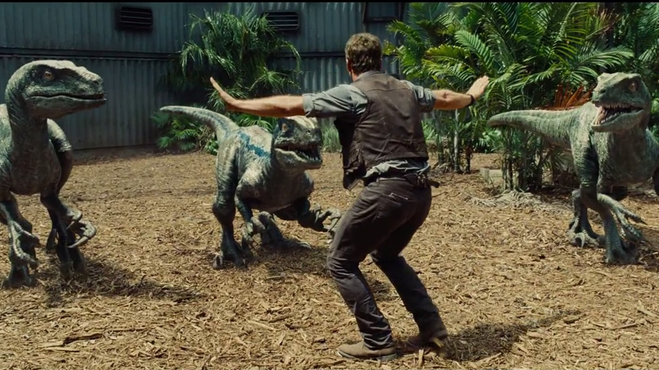 Jurassic World - teaser 3 - VO - (2015)