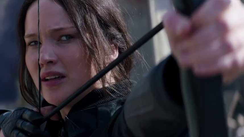 Hunger Games - La Révolte : Partie 1 - Bande annonce 13 - VO - (2014)