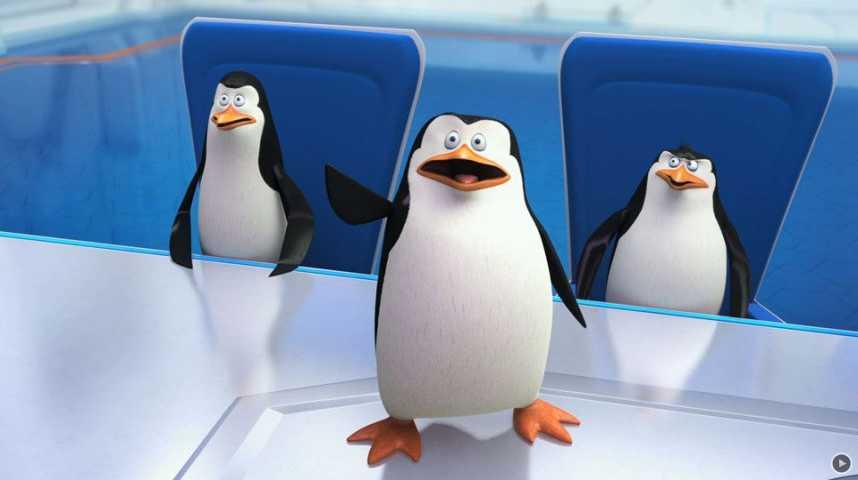 Les Pingouins de Madagascar - Bande annonce 1 - VF - (2014)