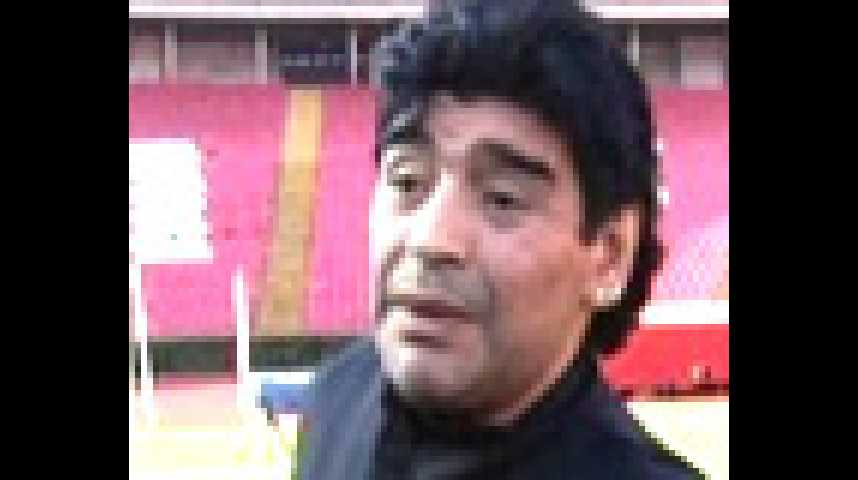 Maradona par Kusturica - teaser - VOST - (2008)