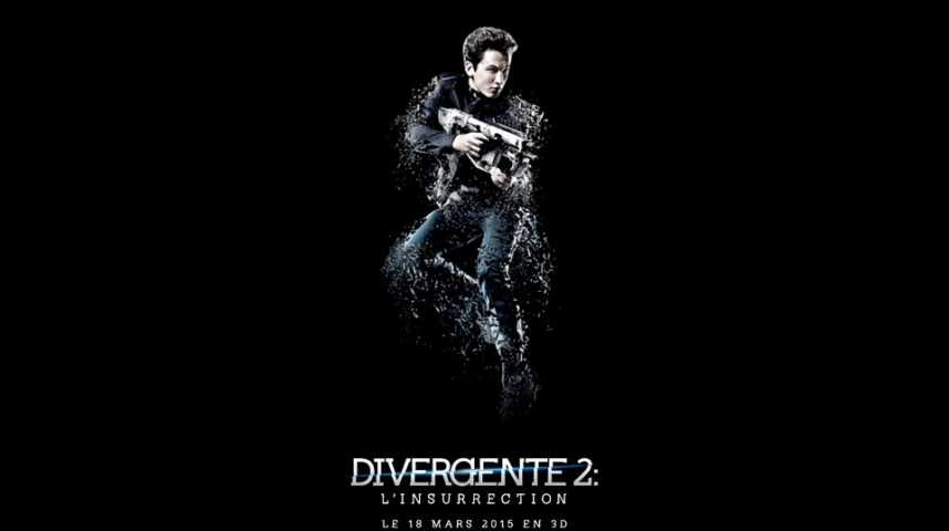 Divergente 2 : l'insurrection - Teaser 9 - VF - (2015)