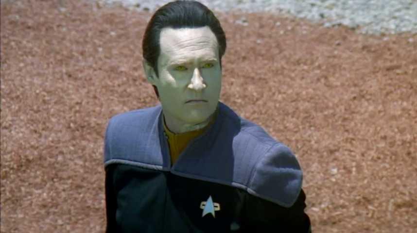 Star Trek: Insurrection - bande annonce - VO - (1999)