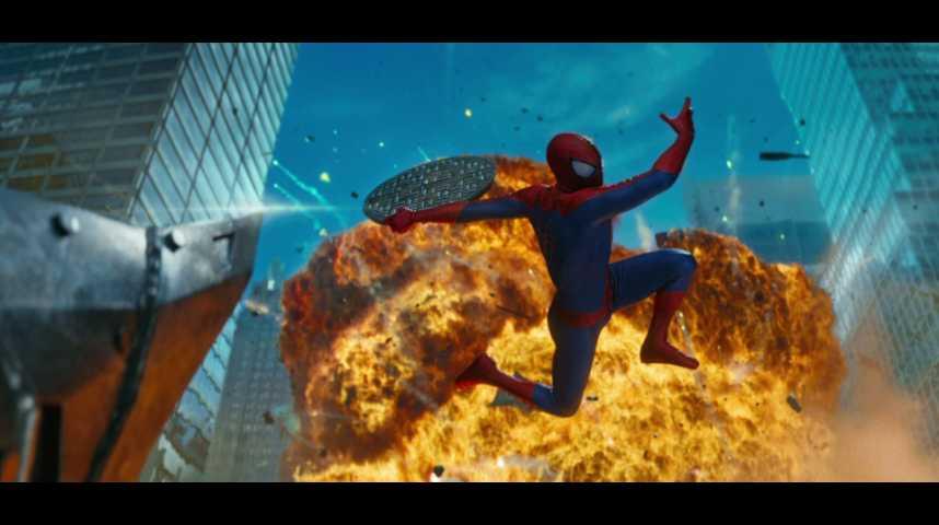 The Amazing Spider-Man : le destin d'un Héros - Bande annonce 4 - VO - (2014)