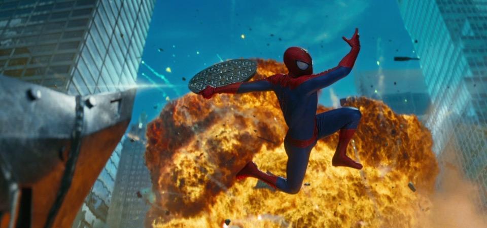 The Amazing Spider-Man : le destin d'un Héros - bande annonce - VOST - (2014)
