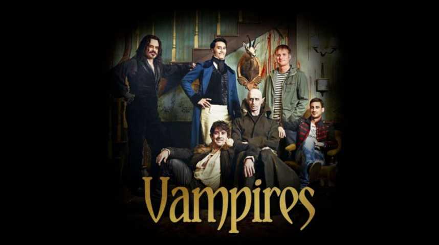 Vampires en toute intimité - teaser - VF - (2014)