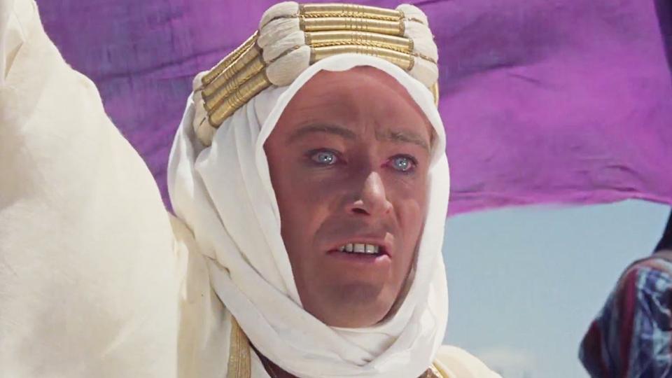 Lawrence d'Arabie - bande annonce 3 - VOST - (1963)