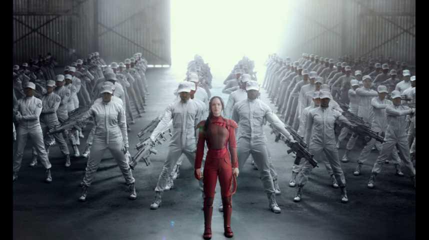 Hunger Games - La Révolte : Partie 2 - Teaser 17 - VF - (2015)