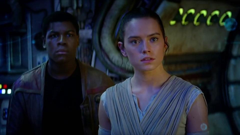 Star Wars - Le Réveil de la Force - teaser 4 - VO - (2015)
