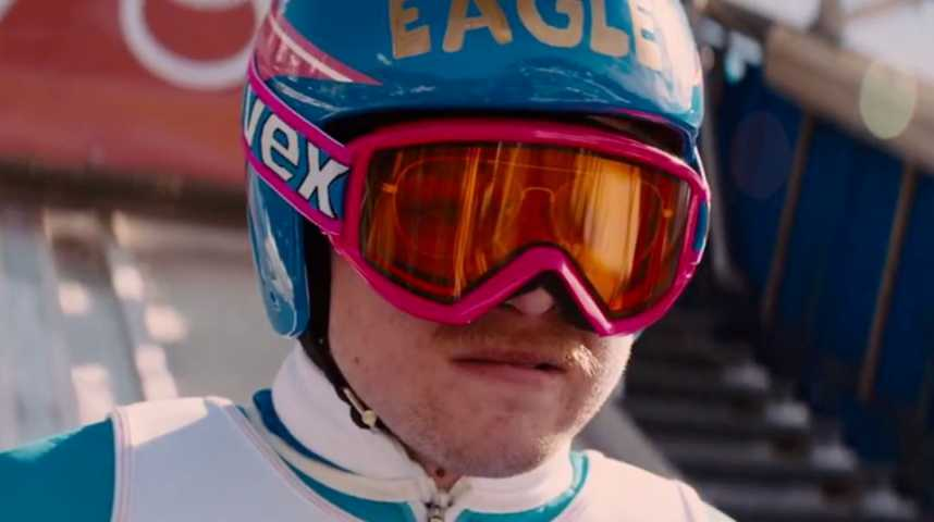 Eddie The Eagle - bande annonce - VOST - (2016)