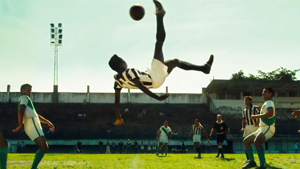 Pelé - naissance d'une légende - bande annonce - VOST - (2016)