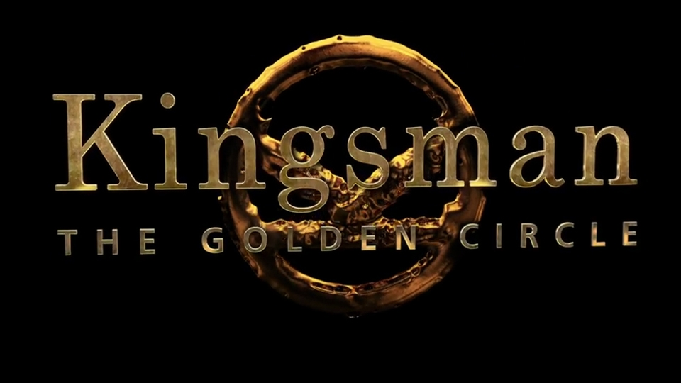 Kingsman : Le Cercle d'or - teaser - VO - (2017)