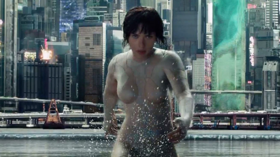 Ghost In The Shell - teaser 6 - VO - (2017)