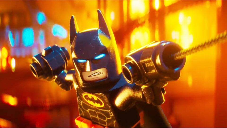 Lego Batman, Le Film - bande annonce 7 - VF - (2017)