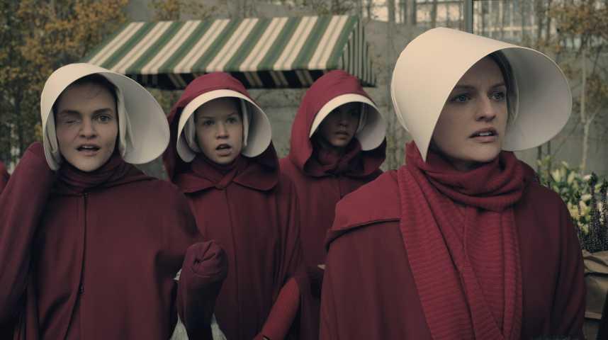 Illustration pour la vidéo Aux Emmy Awards, la plateforme Hulu double Netflix