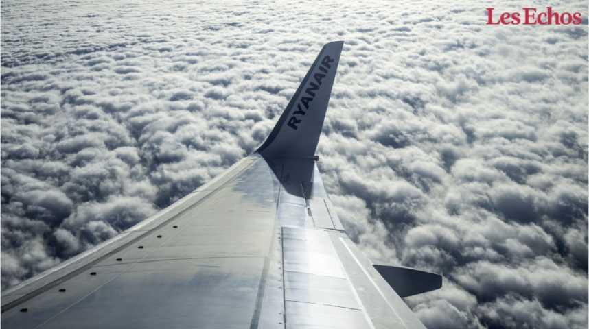 Illustration pour la vidéo Que vont coûter les vols annulés à Ryanair ?
