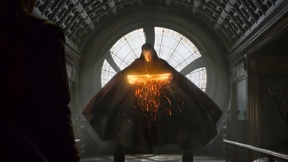 Doctor Strange - teaser 2 - VO - (2016)