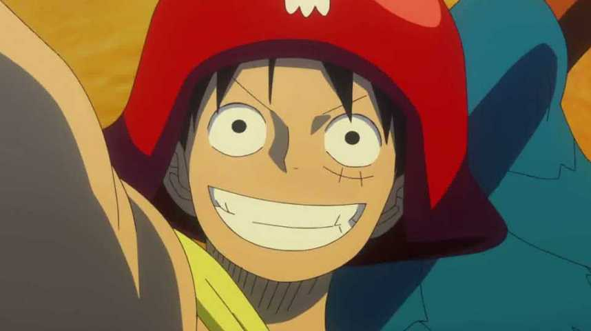 One Piece: Gold - Bande annonce 2 - VF - (2016)