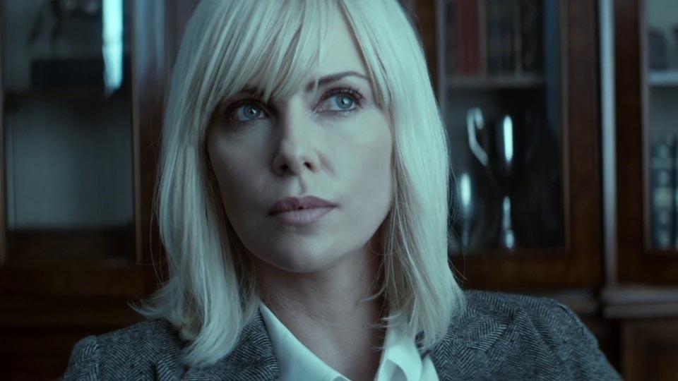 Atomic Blonde - bande annonce 4 - VOST - (2017)