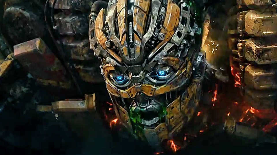 Transformers: The Last Knight - bande annonce 2 - VF - (2017)