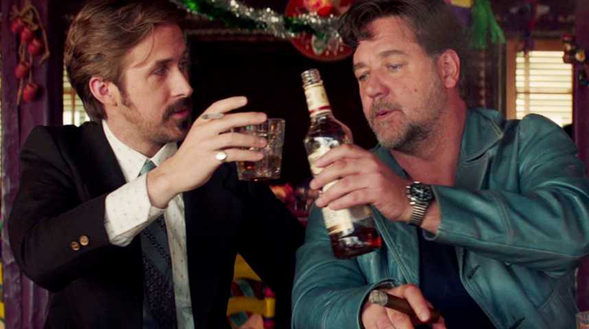 The Nice Guys - bande annonce 2 - VOST - (2016)