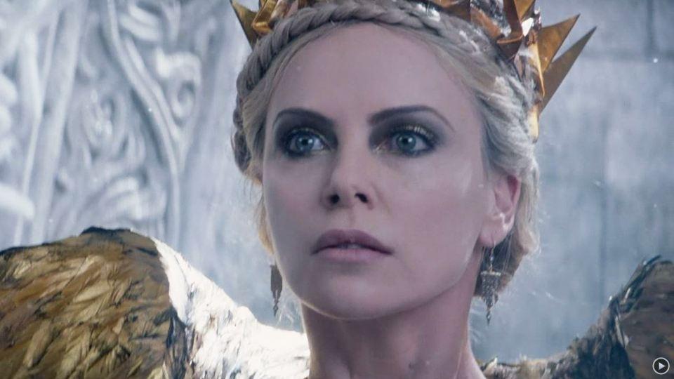 Le Chasseur et la reine des glaces - bande annonce 4 - VF - (2016)