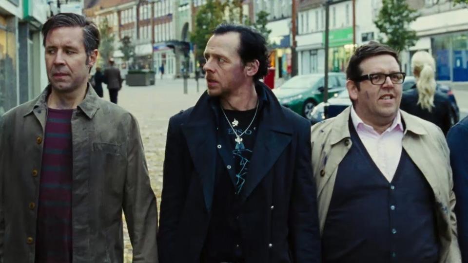 Le Dernier pub avant la fin du monde - bande annonce 2 - VF - (2013)