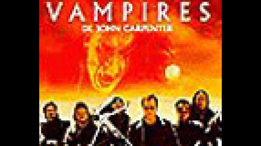 Vampires - Bande annonce 3 - VF - (1997)