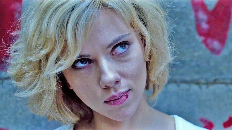Lucy - bande annonce 2 - VF - (2014)