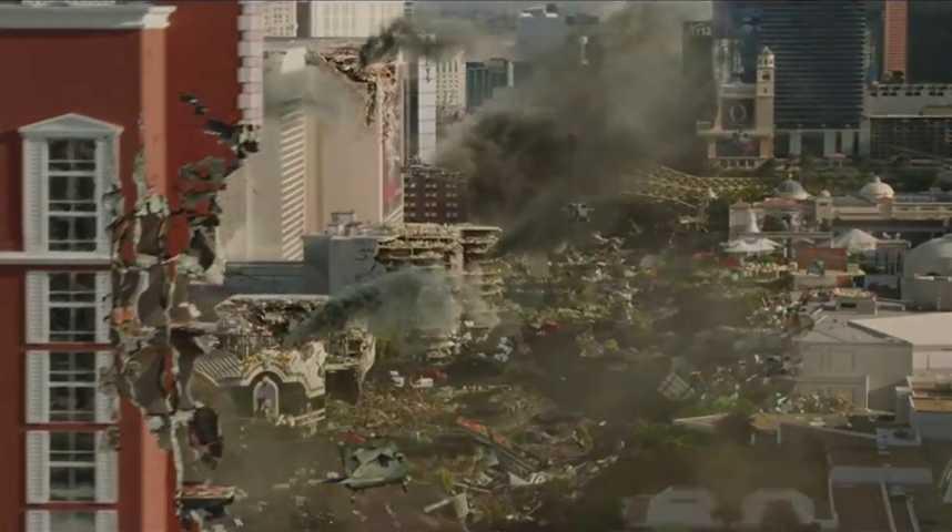 Godzilla - Teaser 21 - VO - (2014)