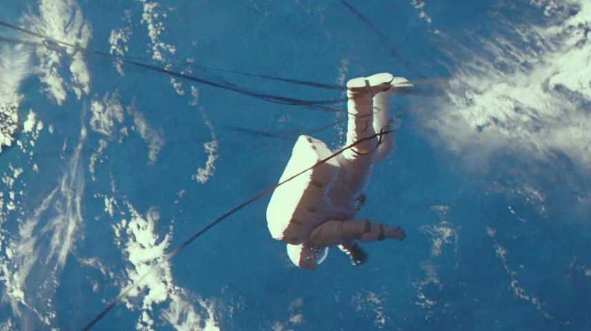 Gravity - Bande annonce 8 - VF - (2013)