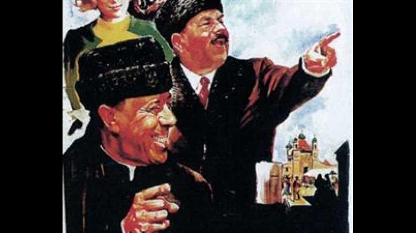 Don Camillo en Russie - bande annonce - (1965)