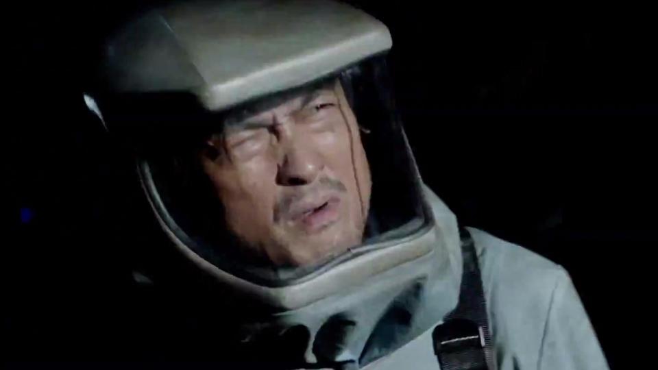 Godzilla - teaser 4 - VO - (2014)