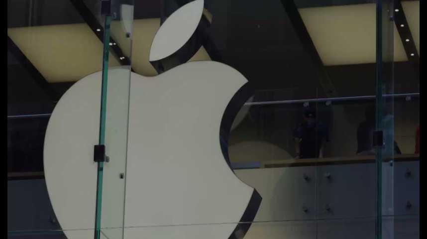 Illustration pour la vidéo Pourquoi Apple a flambé de 277 milliards de dollars en Bourse en 1 an