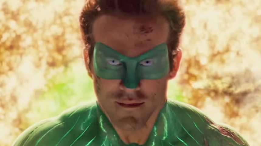 Green Lantern - Bande annonce 5 - VO - (2011)