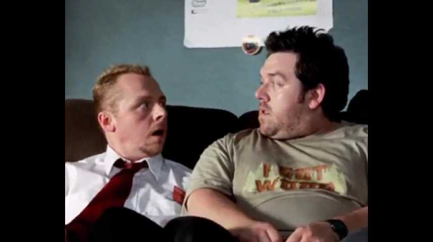 Shaun of the Dead - Bande annonce 7 - VO - (2004)